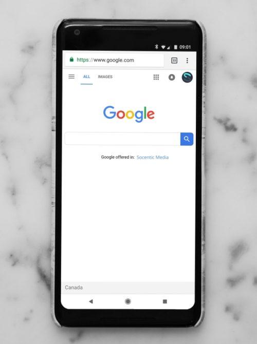 MANAGEMENT-Paket -Paket (Steuerung)_Google Ads_Socentic Media (Social Media und Suchmaschinen Agentur München)