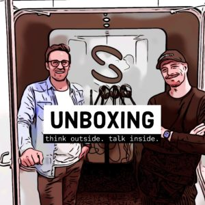 Podcast_Unboxing_think outside. talk inside